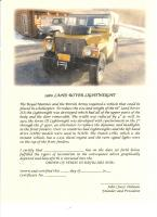 LAND ROVER SERIES III OSR