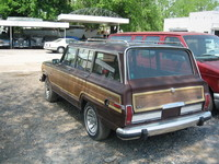 The Grand Wagoneer Regulars (O.G.W.R.)